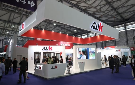 2017 AluK-Fenestration Bau China Concluded Successfully