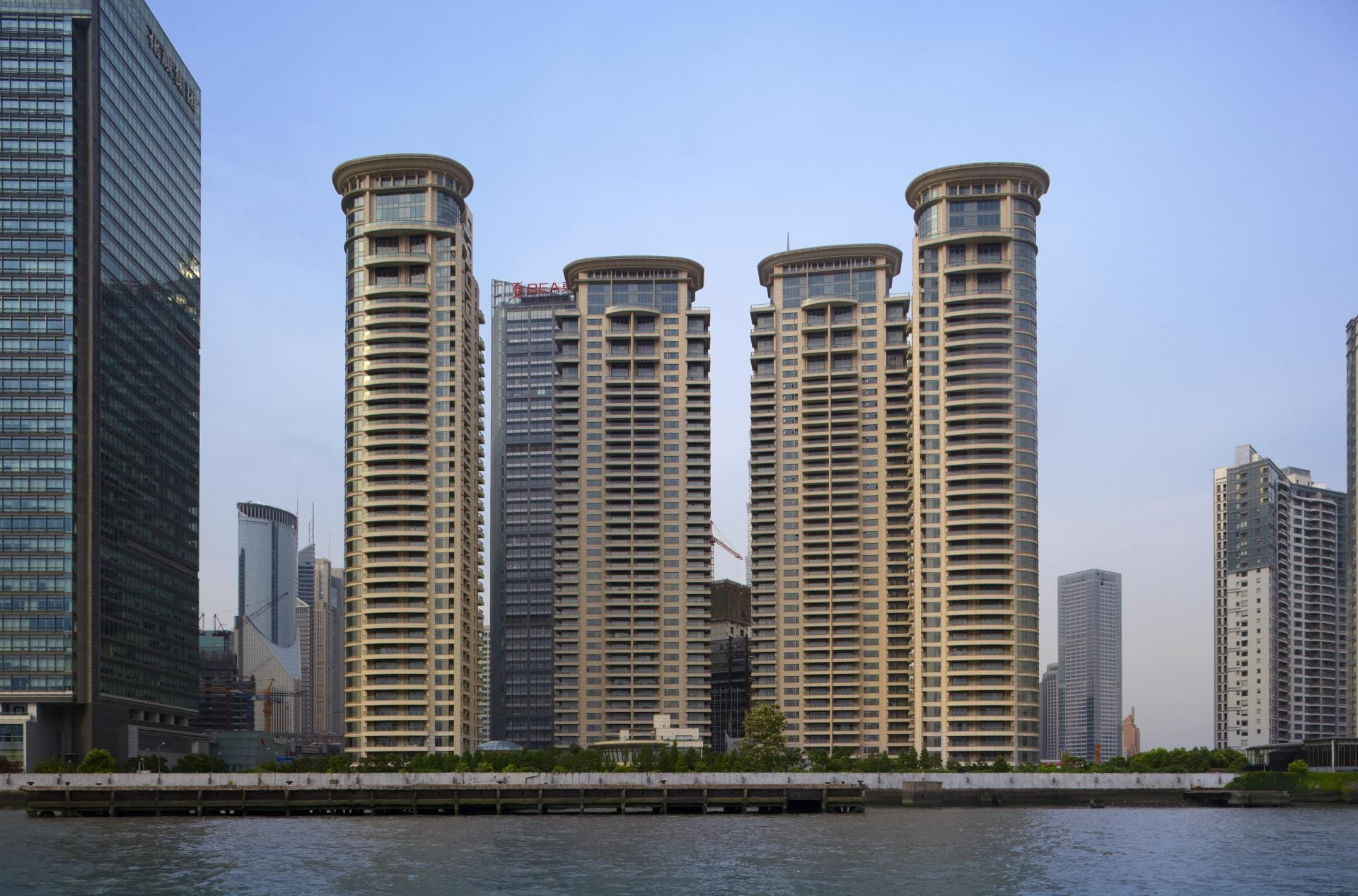 Discover Tomson Riviera Project In Shanghai Aluk